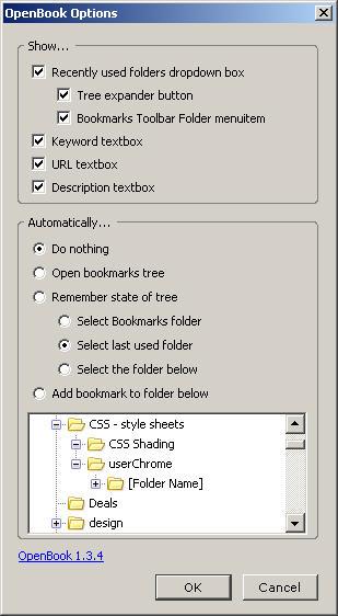 Firefox Customizations (Notes)